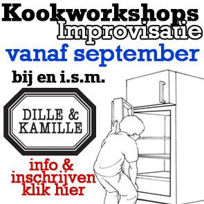 Improvisatie kookworkshop