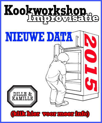 Kookworkshop-Improvisatie