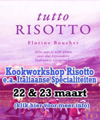 Kookworkshop-Risotto-Italiaans