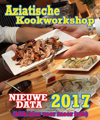 aziatische kookcursus amsterdam