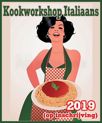 kookcursus Italiaans Amsterdam